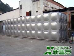 新普克不锈钢方型保温水箱