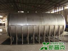 新普克不锈钢承压保温水箱