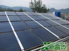 新普克宿舍太阳能热水工程