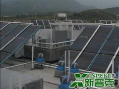 新普克工程类太阳能热水器