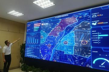南昌水业项目考察记:看智慧水务与现代化运营服务体系建设
