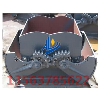 电液动料流插板调节闸门 电液动料流插板闸门 腭式闸门