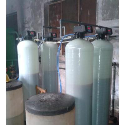 锅炉中央空调软水器循环水冷却塔除水垢天津软化水过滤设备