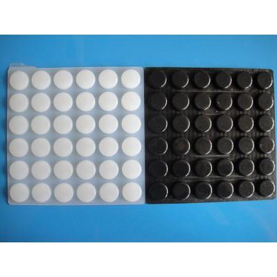 硅胶垫,徐州水晶胶垫,水晶透明硅胶垫