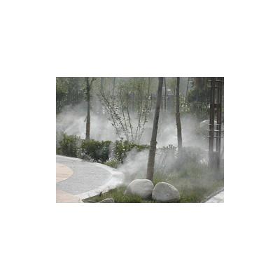 重庆旅游景点森林公园景观造雾喷雾造景系统-重庆维驹环保
