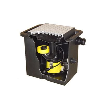 德国进口泽德UFB200系列地埋式污水提升器