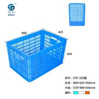 重庆永川大号塑料筐生产厂家 仓储塑料周转筐 塑料周转筐尺寸