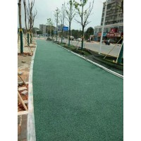 城市透水道路促进生态环境的可持续发展