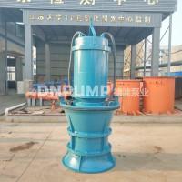 灌溉潜水轴流泵生产厂家