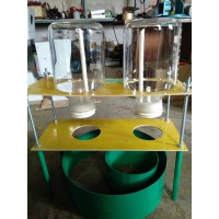 SK-500型双环法测野外渗透系数试坑双环注水试验装置
