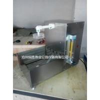 砂基透水砖透水速率测试仪沧州恒胜伟业现货供应
