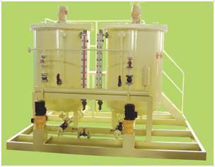 全自动加药设备污水处理