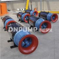 多种轴流泵型号供用户选择