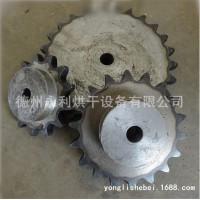 直销双节距链轮 机械传动链轮 不锈钢链轮可批发定制