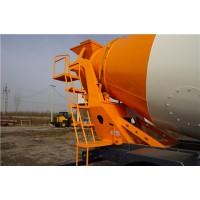 专业制造4方混凝土搅拌车  自动装载移动式混凝土搅拌车现货