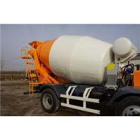 多功能混凝土搅拌车  3方混凝土搅拌车  混凝土运输车厂家