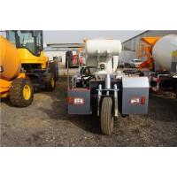 铲车式铲斗搅拌车  四轮多功能混凝土搅拌车 混凝土运输车