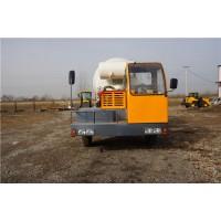 现货供应0.8方装载机式混凝土搅拌车  多功能混凝土搅拌车