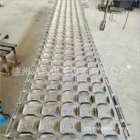特殊定制链板 304不锈钢链板 食品输送链板 可加附件
