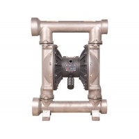 第三代气动隔膜泵 QBY3-100不锈钢
