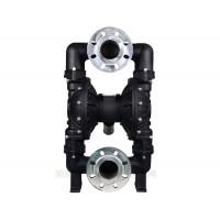 第三代气动隔膜泵 QBY3-100铝合金