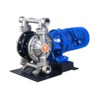 第三代电动隔膜泵 DBY3-10/15铸钢