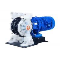 第三代电动隔膜泵 DBY3-10/15工程塑料