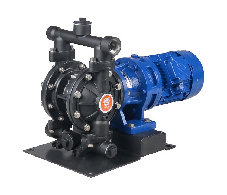 第三代电动隔膜泵 DBY3-10/15铝合金
