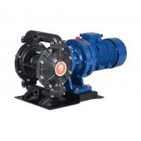 第三代电动隔膜泵 DBY3-25A铸钢