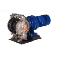 第三代电动隔膜泵 DBY3-25A不锈钢