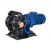 第三代电动隔膜泵 DBY3-25A铝合金