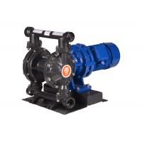 第三代电动隔膜泵 DBY3-32铸钢