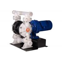 第三代电动隔膜泵 DBY3-32工程塑料