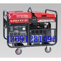 泽藤汽油发电机SH13000HA