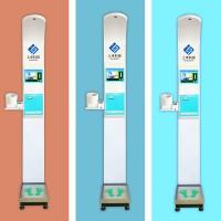供应上禾科技SH-800A身高体重血压心率测量仪,身高体重秤