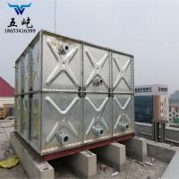 忻州镀锌钢板水箱