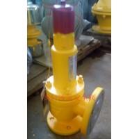 A42PFA铸钢耐腐蚀衬氟安全阀 化工专用 液氯阀