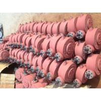 上海禹轩QDX3-3蜗轮蜗杆减速箱 污水厂配套蝶阀蜗轮箱