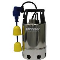 供应无锡泽德E-ZW 50 – 80不锈钢污水提升泵