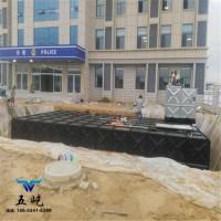 地埋式箱泵一体化,消防地埋水箱