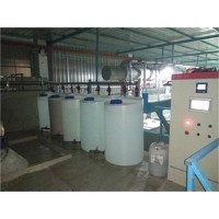 长兴含铬废水处理/废水处理设备/中水回用设备