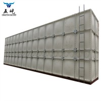SMC玻璃钢水箱,玻璃钢消防水箱,玻璃钢生活水箱