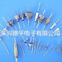 德平电子供应8M5螺纹式陶瓷穿心电容C型馈通滤波器