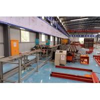 方特路桥YGT-450全自动钢筋锯切套丝生产线