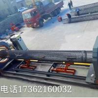 2.5米桩径数控钢筋笼滚焊机