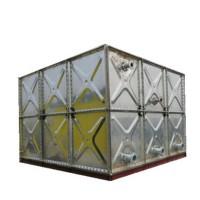 组合式镀锌水箱,镀锌钢板水箱,热镀锌水箱厂家,锅炉水箱