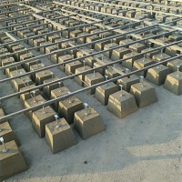 唐山避雷墩厂家直销混凝土强度高诚信销售