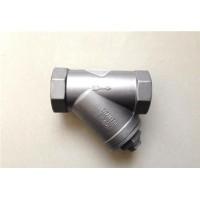 GL11W-16P不锈钢Y型过滤器
