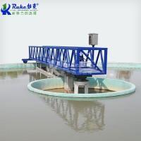 专业生产刮吸泥机周边传动半桥式吸泥机污水处理厂