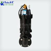 JYWQ型自动搅匀泵无堵塞撕裂式搅匀排污泵